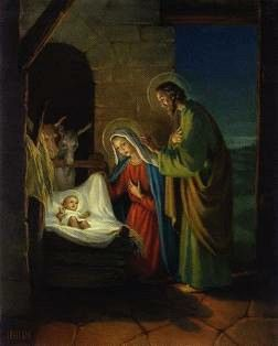 The real meaning of Christmas- Happy Birthday, Jesus