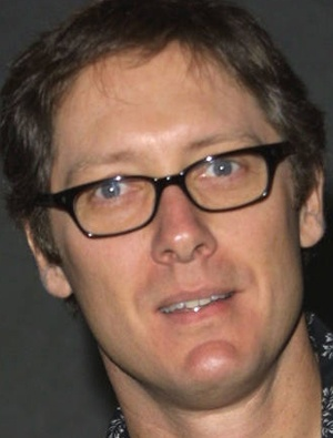 """Physical inspiration for Finley """"Fin"""" Cooper (re: James Spader)."""