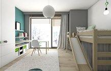 Pokój dziecka styl Nowoczesny - zdjęcie od BAGUA Pracownia Architektury Wnętrz