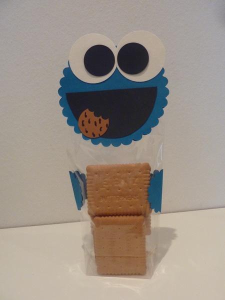 Sie suchen eine originelle Verpackung für den Kindergeburtstag Ihres Kindes für Kekse oder Süßigkeiten ?     Wie wäre es mit einer Tüte vom KRÜMELIGEN