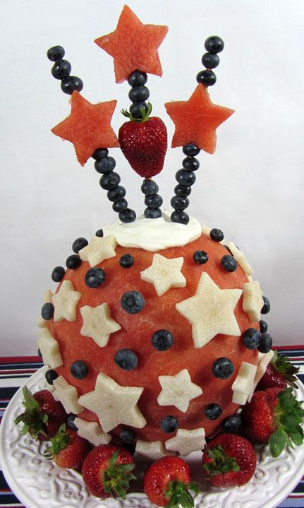 The best watermelon cakes ideas on pinterest fruit