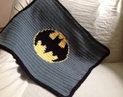 Image result for superman crochet rugs