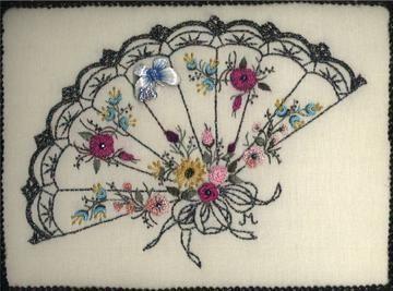 BEStitchers : Brazilian Embroidery,Sunshines Stitchers