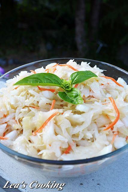 Lea's Cooking: Sauerkraut Recipe {Квашеная капуста}