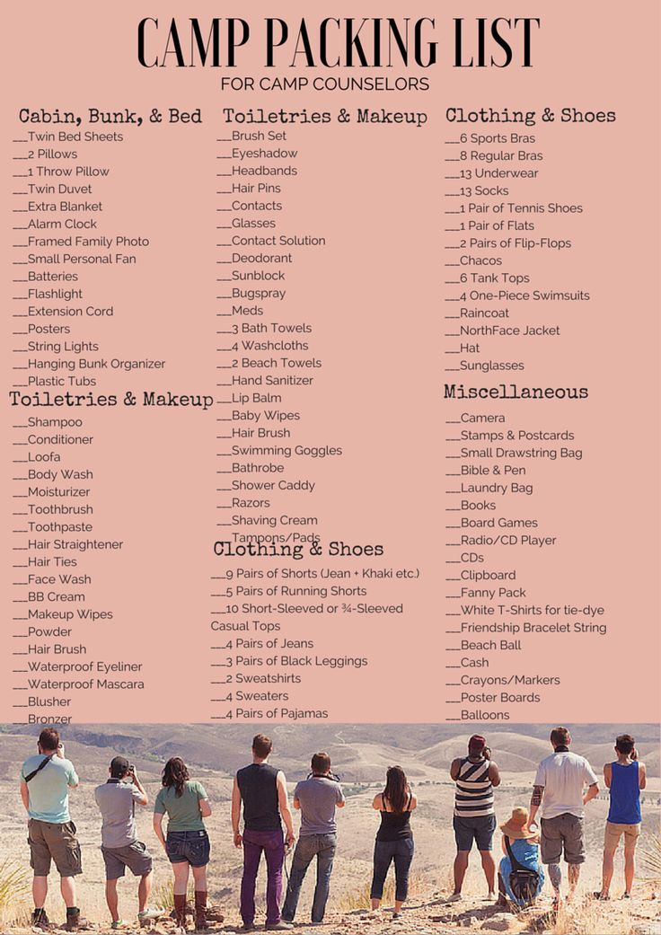 http://simplyhannahslife.weebly.com/blog/summer-camp-series-camp-counselor-packing Summer Camp Counselor Packing List | Sleepaway Camp