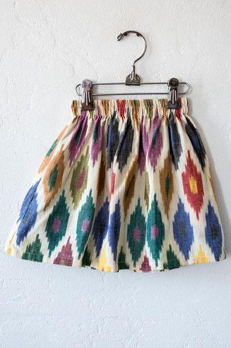 muny ikat dia skirt – Lost & Found
