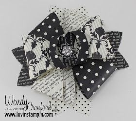 Stampin' UP! Gift Bow Bigz L Die