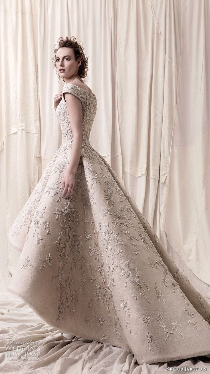 The 213 best krikor jabotion images on Pinterest | Wedding frocks ...