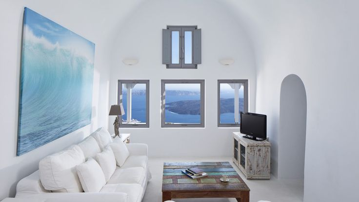 For A Slice Of Heaven, It Doesn'T Get Much Better Than This. Santorini @ikhvillas_official #travel #traveling #TFLers #vacation #visiting #instatravel #instago #instagood #trip #holiday #photooftheday #fun #travelling #tourism #tourist #instapassport #instatraveling #mytravelgram #travelgram #travelingram #igtravel