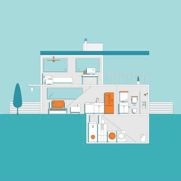 The Energy-Efficient Home Makeover In other words, the climate change battleground is even closer than your own backyard. It's in your bathroom, the kitchen, and the basement, too. So if you're serious about doing your part to fight climate change, that hybrid or electric car in your ...
