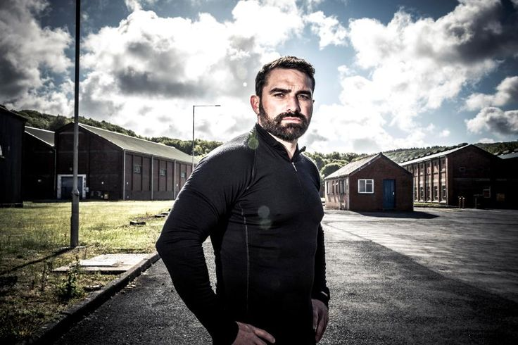 Who is Ant Middleton? Mutiny presenter, SAS Who Dares Wins instructor and former Royal Marine