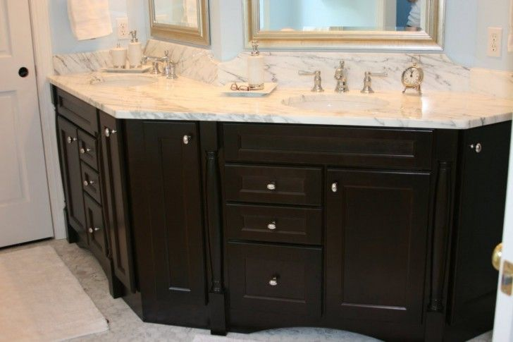 Abbott Holz Waschtisch Von Pottery Barn ~ Good Pottery Barn Bathroom Vanity  Pottery Barn Bathroom Vanities