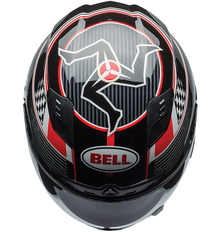 Bell Qualifier DLX Rally Full Face Helmet with Transitions Visor