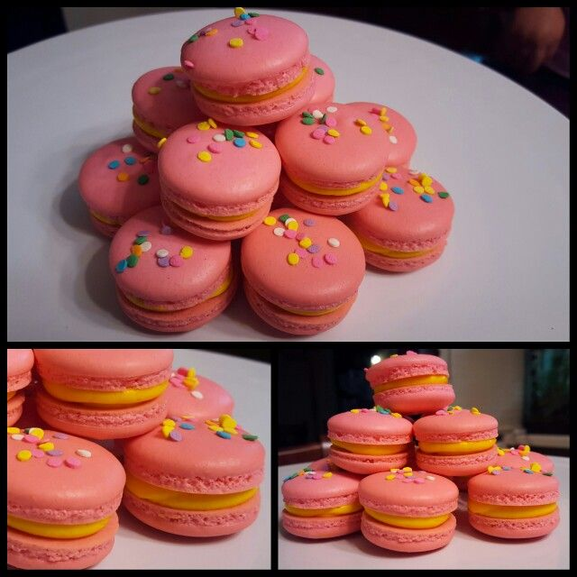 Happy Birthday Macarons
