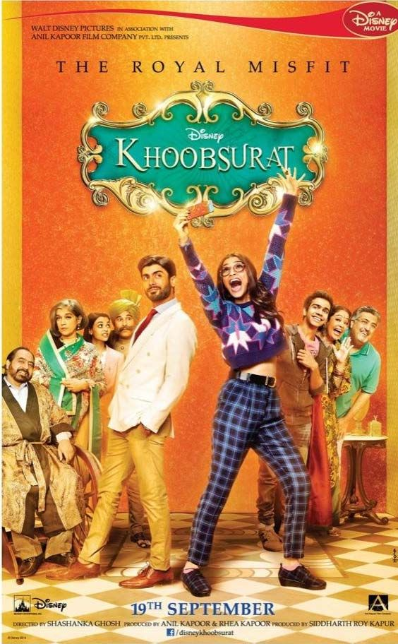 "Khoobsurat Movie Review – is ""Clueless"" but Desi Style!"