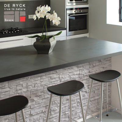 Pierre reconstitu e cuisine recherche google home - Cuisine d ete en pierre reconstituee ...