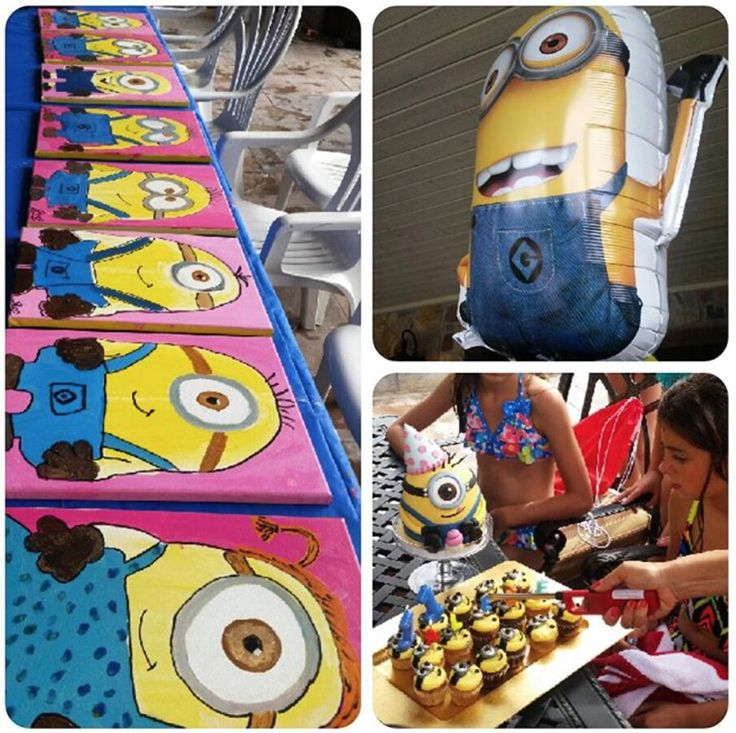 Decorating Ideas > Pin By Imagine Art School On PRIVATE BIRTHDAY PAINT  ~ 181717_Birthday Party Ideas Richmond Bc