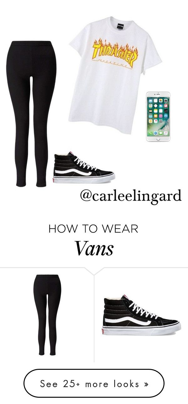 """Untitled #157"" by carleelingard on Polyvore featuring Miss Selfridge and Vans"