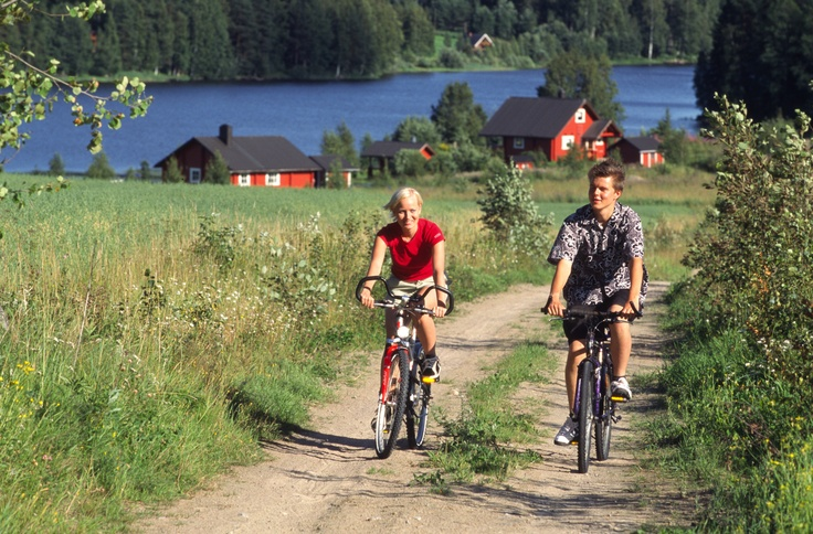 Matka maalle - Country holiday in Central Finland