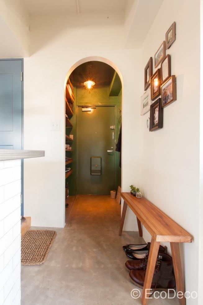 玄関リノベでお家の雰囲気はここまで変わる! | 東京リノベーション事情 目黒玄関after2 2