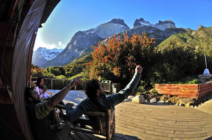 This could be you. #TorresdelPaine #Chile #FridayFeeling