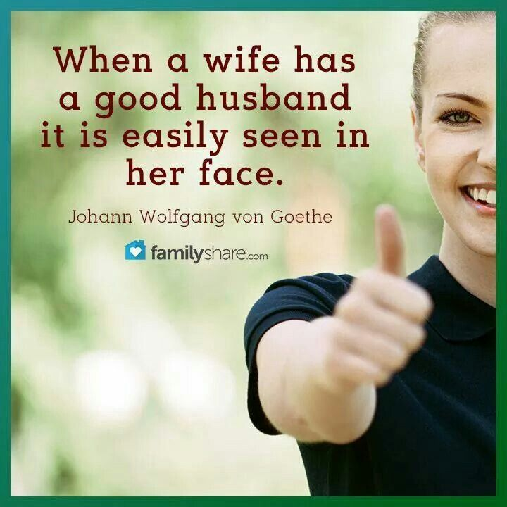 Good Provider Husband Quotes: Love Quotes For Husband: Funny Quotes Good Husband