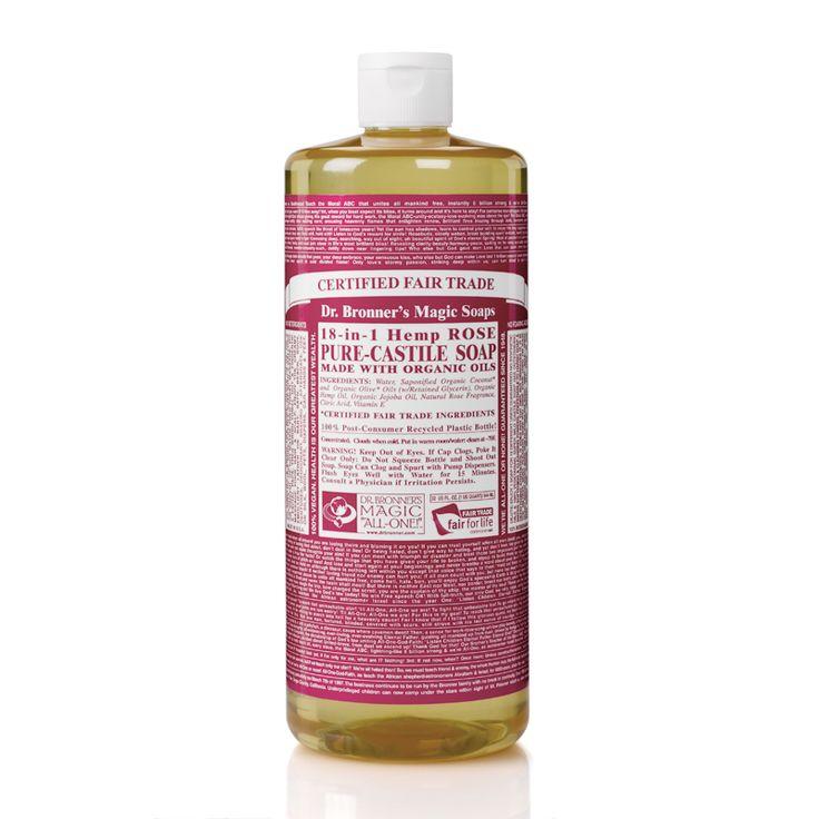Liquid Soap || Rose