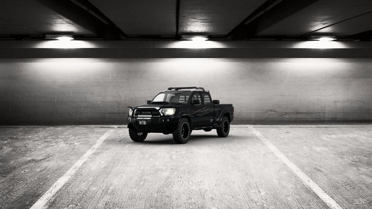Checkout my tuning #Toyota #Tacoma 2012 at 3DTuning #3dtuning #tuning