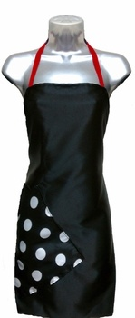 Salon Apron classic and current! Makes a great gift! Waterproof and Stain Resistant, monogramming avaliable! ($22.95)