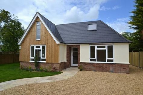 rendered chalet bungalow - Google Search