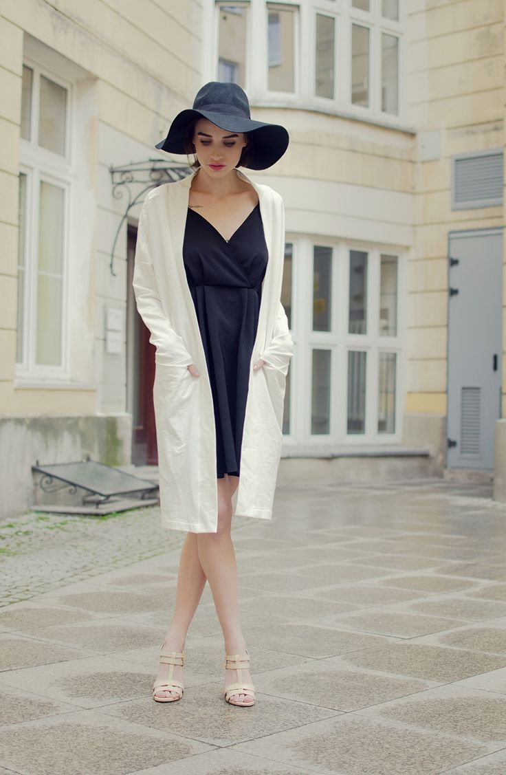 Amelia Dress from Classic line S/S 2015 and Lace Coat from Pink Sugar line
