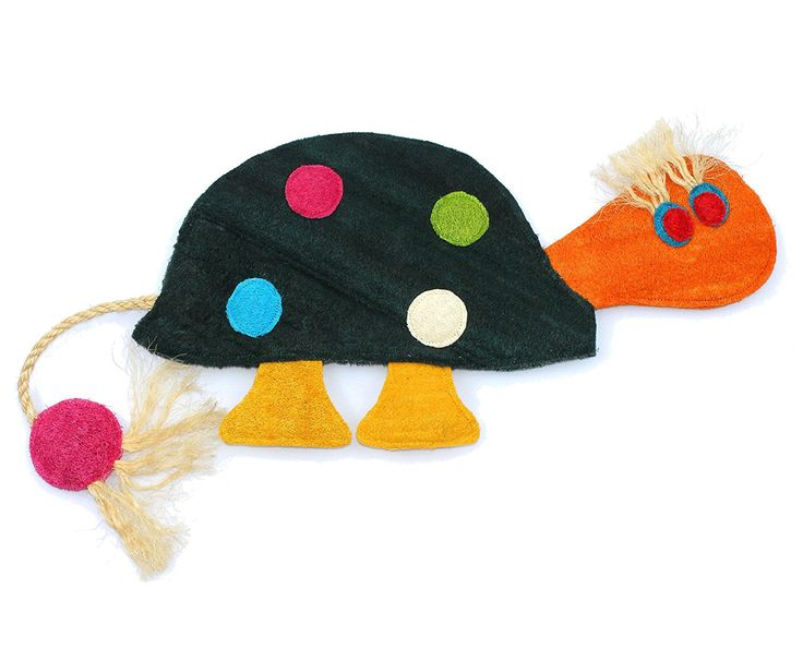 Eco-Loofah Original Play and Scratch Station Pet Toy, Turtle Design ** Click image to review more details. (This is an affiliate link and I receive a commission for the sales)