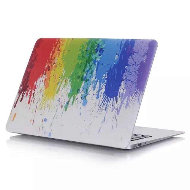 2016 ноутбук обложка радуга чехол для Apple MacBook Air 13 чехол воздуха 11 Pro 13 нью retina 12 13 15 ноутбук сумка для MacBook Pro 13 чехол купить на AliExpress