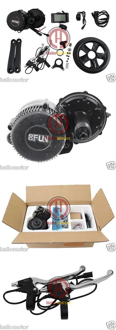 Electric Bicycle Components 177814: Latest Bbs02 48V 750W 8Fun Bafang Mid Drive Ebike Kit Bb:68Mm Electric Bicycle -> BUY IT NOW ONLY: $480 on eBay!
