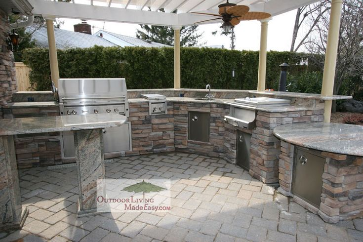 terrific gallery various ideas designing outdoor kitchen | outdoor kitches | Outdoor Kitchen – Barbeque Definition ...