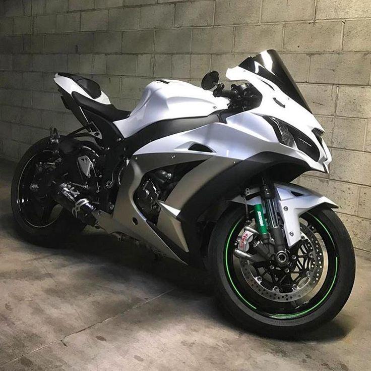 Motorräder, Biker und mehr – Kawasaki Ninja ZX-10R   – 2 wheelz move soul