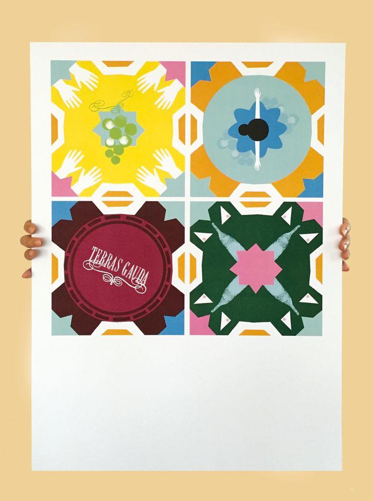 International Biennial Poster Design Terras Gauda – Francisco M... - IMERNST