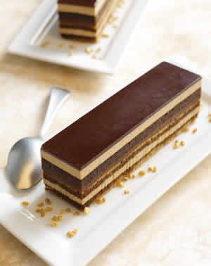 Recipe for gateau opera
