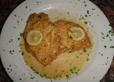 veal franchese