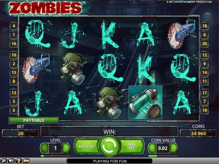 Gokautomaat Zombies - Apocalyps is steeds dichter bij ..... infectie strekt zich uit ..... Het komt dichter bij ..... Zombie !!! #Gokautomaat #Zombies #Jackpot #SpeelAutomaten