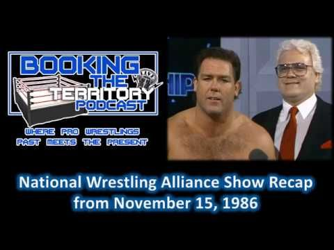 NWA WCW Recap Nov 15, 1986: Promos by Jim Cornette, Ric Flair, Rick Rude & more!  ||  This is Booking The Territory's review of NWA Saturday Night on TBS from November 15, 1986 with promos by Ric Flair, Dusty Rhodes, Jim Cornette, Nikita Kolof... https://www.youtube.com/watch?a&feature=youtu.be&utm_campaign=crowdfire&utm_content=crowdfire&utm_medium=social&utm_source=pinterest&v=JvJ1ytaUq4o