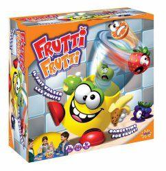 Gra rodzinna FRUTTI FRUTTI.  Rewelacyjna zabawa nie tylko dla dzieci, a dla całej rodziny - bez względu na wiek!