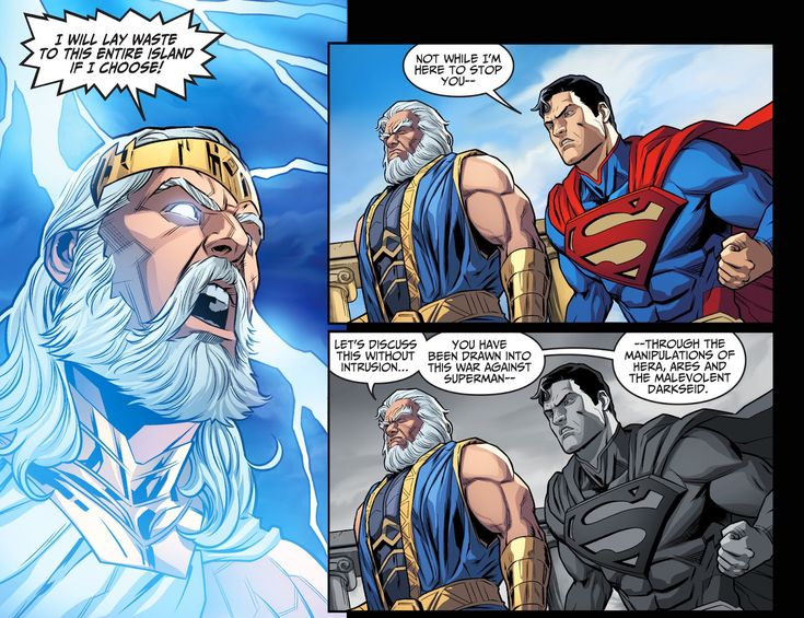 Injustice: Gods Among Us Year Four Issue #24 - Read Injustice: Gods Among Us Year Four Issue #24 comic online in high quality
