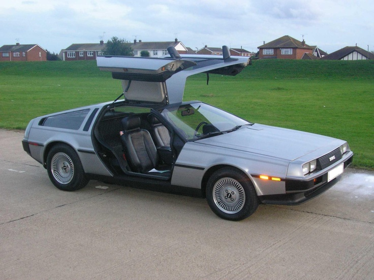 75 best delorean images on pinterest cars carriage for Garage sena auto
