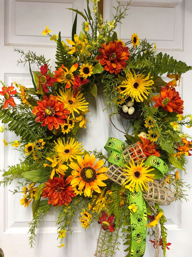 Exelent Decorative Wall Wreaths Collection - Wall Art Collections ...