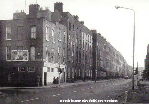 Summerhill, Dublin 1970's.