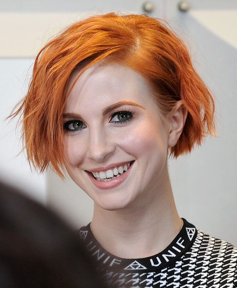 Hayley Williams Photos: 2014 iHeartRadio Music Festival - Night 2 - Backstage