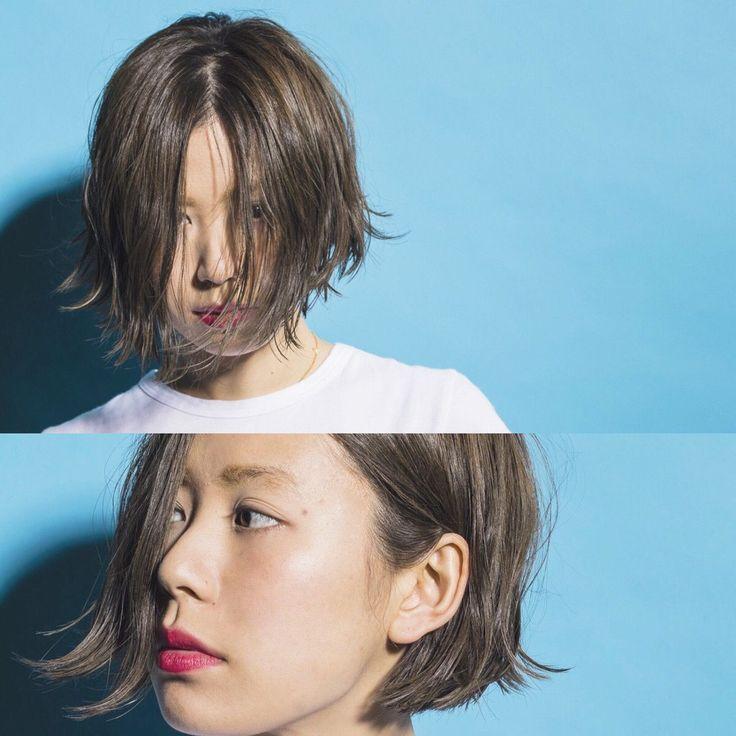 TAKAKUWA YUUICHIさんのヘアカタログ | 外国人風,アッシュ,外ハネボブ,波巻き,サマースタイル | 2016.07.19 02.33 - HAIR