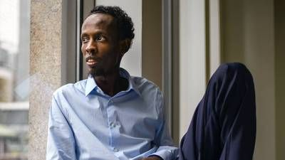 Somali actor Barkhad Abdi makes most of his chance in 'Captain Phillips'