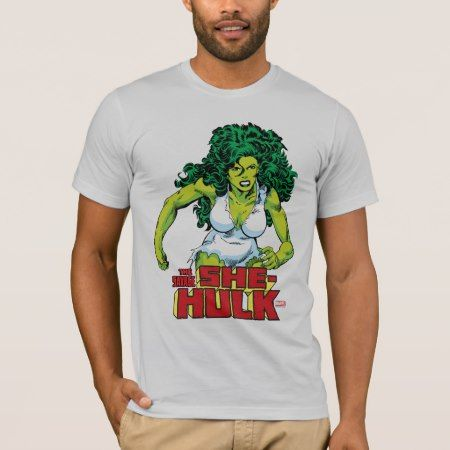 She-Hulk T-Shirt - click to get yours right now!